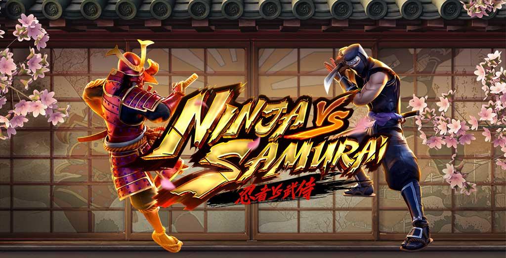Ninja vs Samurai on pg gaming